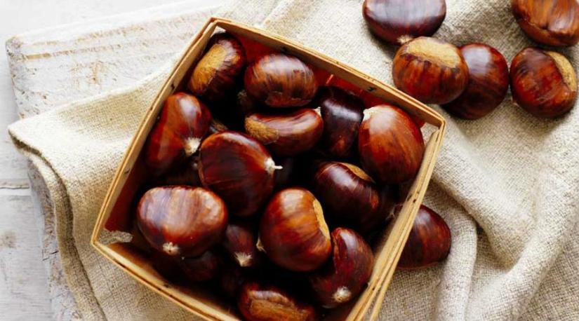 Marmellata di marroni (ocastagne)