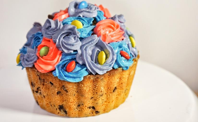 Cupcake delle meraviglie